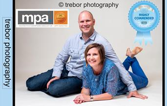 trebor photography Qualified Portrait Family Photographer - Master Photographers Association (MPA) Highly Commended Award Braintree Photographer Essex